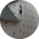 Stucco Exterior Sheathing and Framing