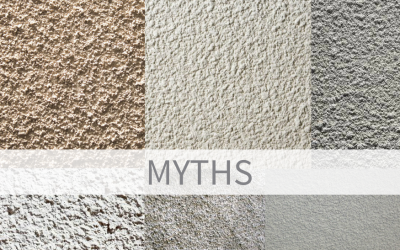 3 Common Stucco Myths